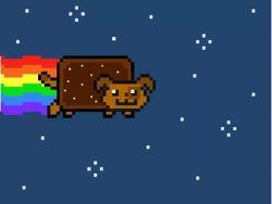 Nyan-Dog