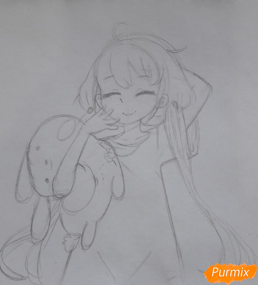 """Как нарисовать руки в стиле """"аниме&quot"""
