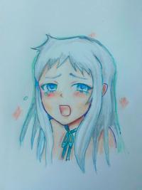 Ханну со слезами из Невиданного цветка