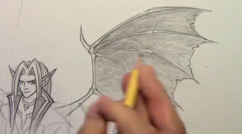 Секс рисунки демонов простым карандашом 22 фотография