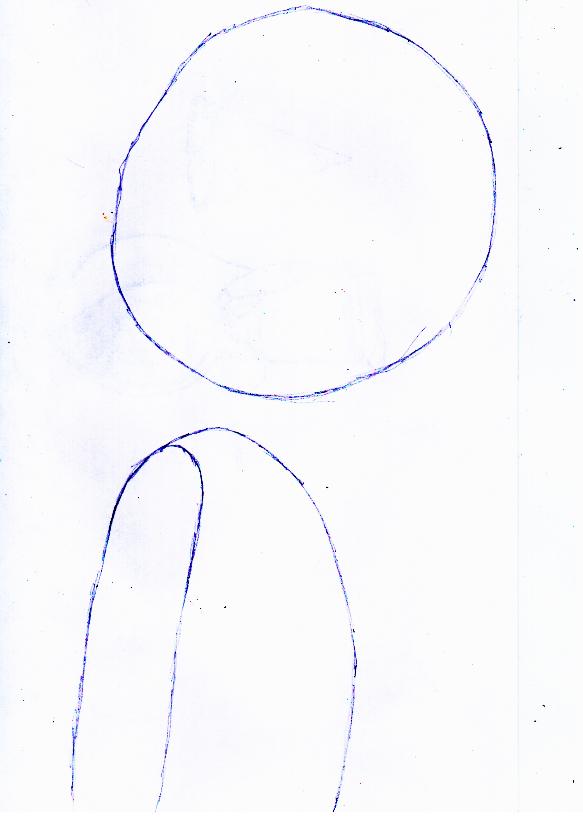Как просто нарисовать красивую аниме девушку - фото 1