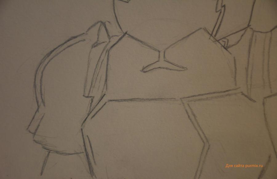 Как нарисовать Белла из аниме Может я встречу тебя в подземелье?