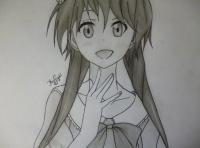 Марику Тачибана из аниме Притворная любовь