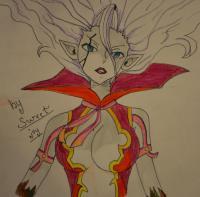 Фото Миражанну в облике Душа Сатаны из Сказка о Хвосте феи