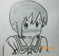 Мисато Татибана из аниме Мелочи жизни
