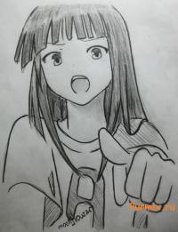 Рюносукэ Акасака из аниме Кошечка из Сакурасо