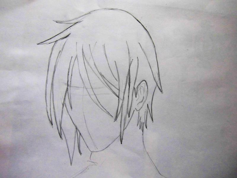Рисуем портрет Себастьяна - фото 2