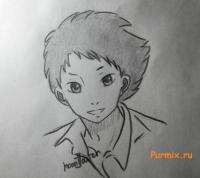 Сёхэй Сасахара из аниме Монстр за соседней партой