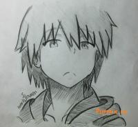 Сорату Канда из аниме Кошечка из Сакурасо
