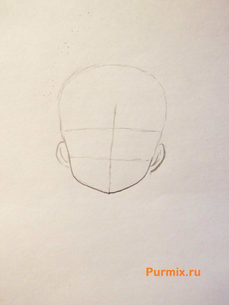 Как нарисовать Сугухи Киригая из аниме Мастер меча онлайн