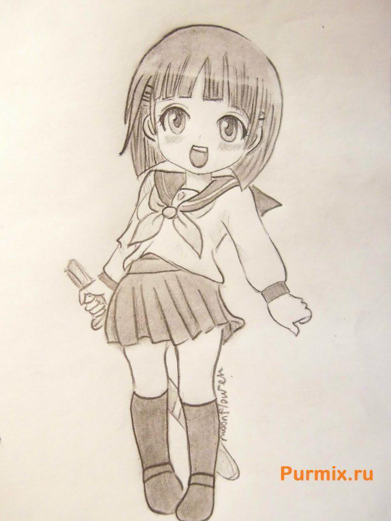Фото из аниме мастера меча онлайн