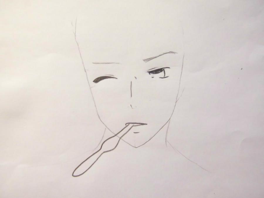 Усуи из аниме президент студсовета горничная картинки 2