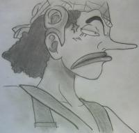 Фото Усоппа из аниме One Piece