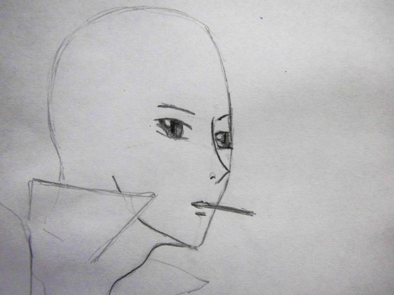 Усуи из аниме президент студсовета горничная картинки 9