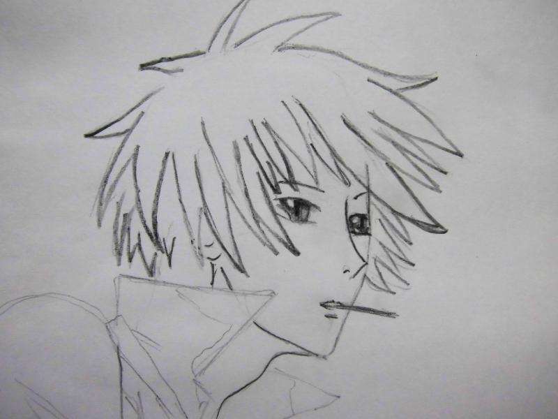 картинки аниме усуи: