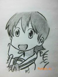 Юко Айой из аниме Мелочи жизни