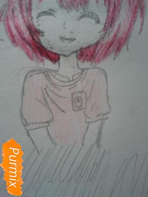 Рисуем милую Нашинами Шоко из аниме Форма голоса - фото 12