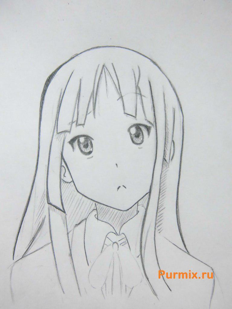 Как нарисовать анимашки карандашом
