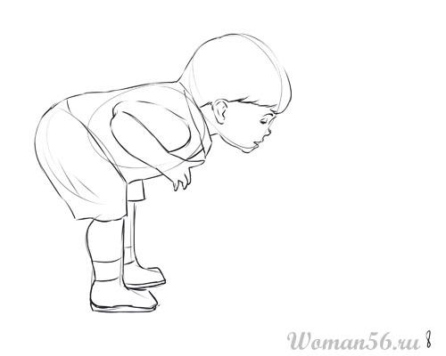 Как Нарисовать Туфли На Шпильке Поэтапно