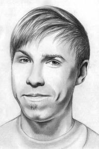 портрет Стаса Давыдова