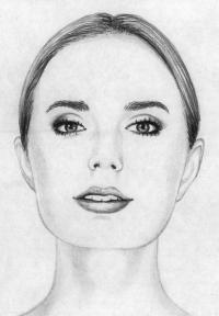 Как нарисовать Соню Есьман карандашом поэтапно
