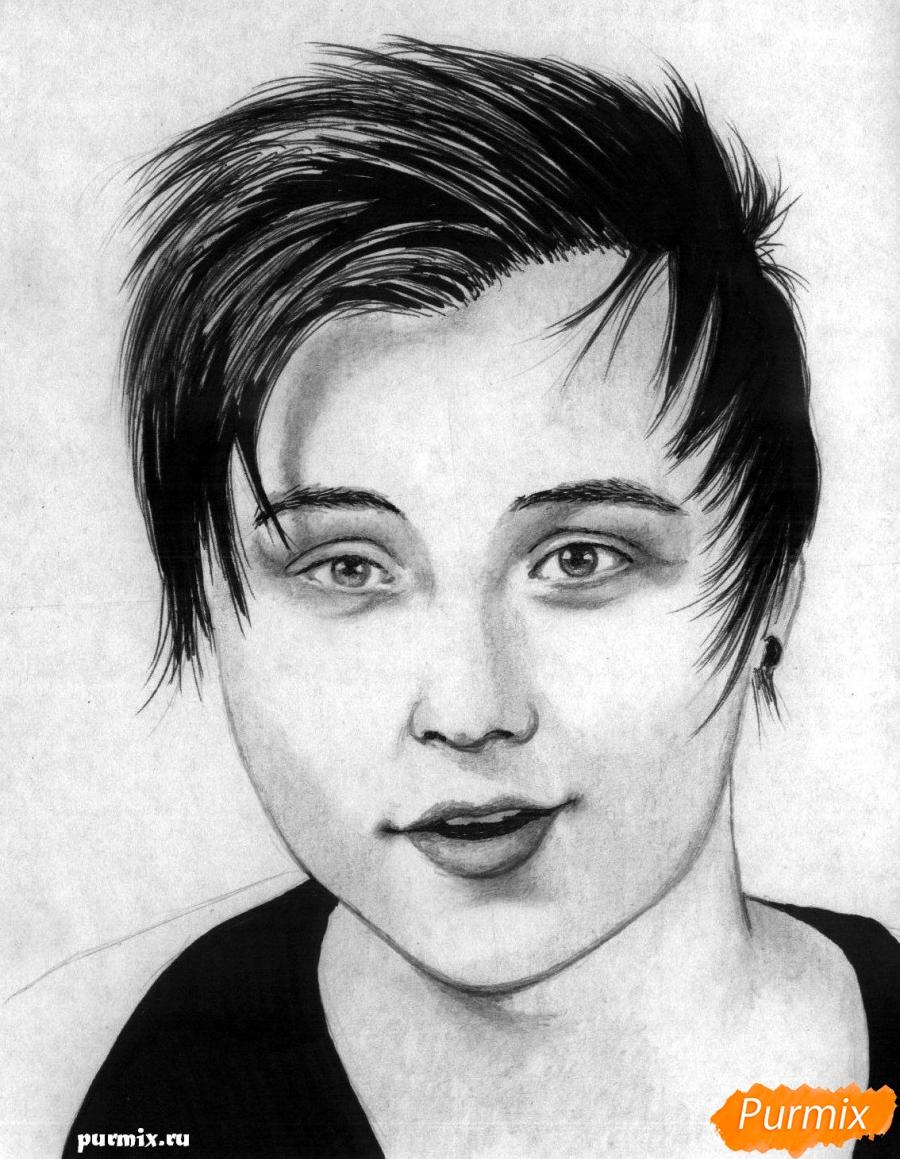 Рисуем портрет Ивангая - фото 4