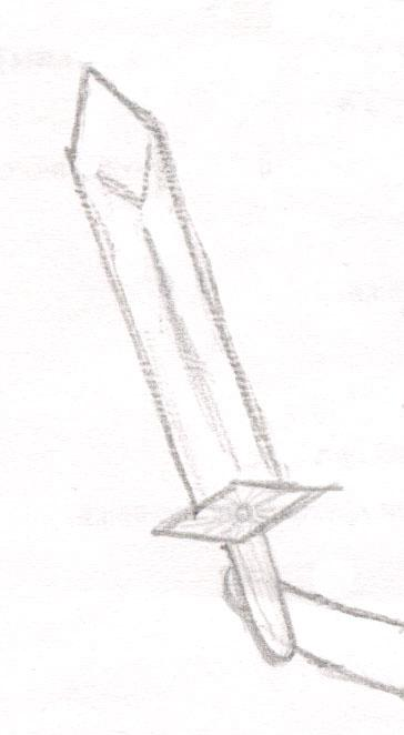 Рисуем чиби Финна из мультфильма Время приключений карандашами - шаг 8