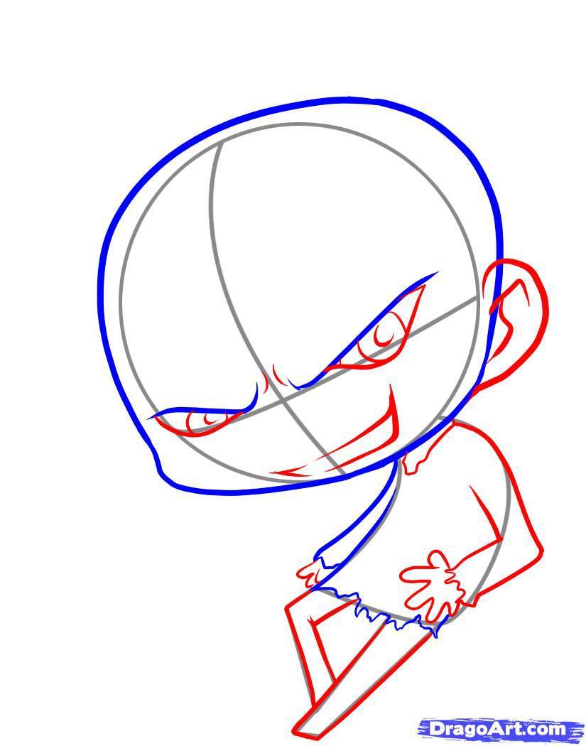 Как нарисовать фредди крюгера фото 141-319