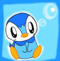 Фото чиби пингвина карандашом