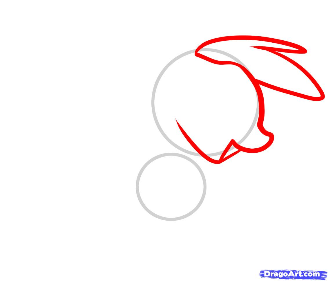 Рисуем Ослика ребенку