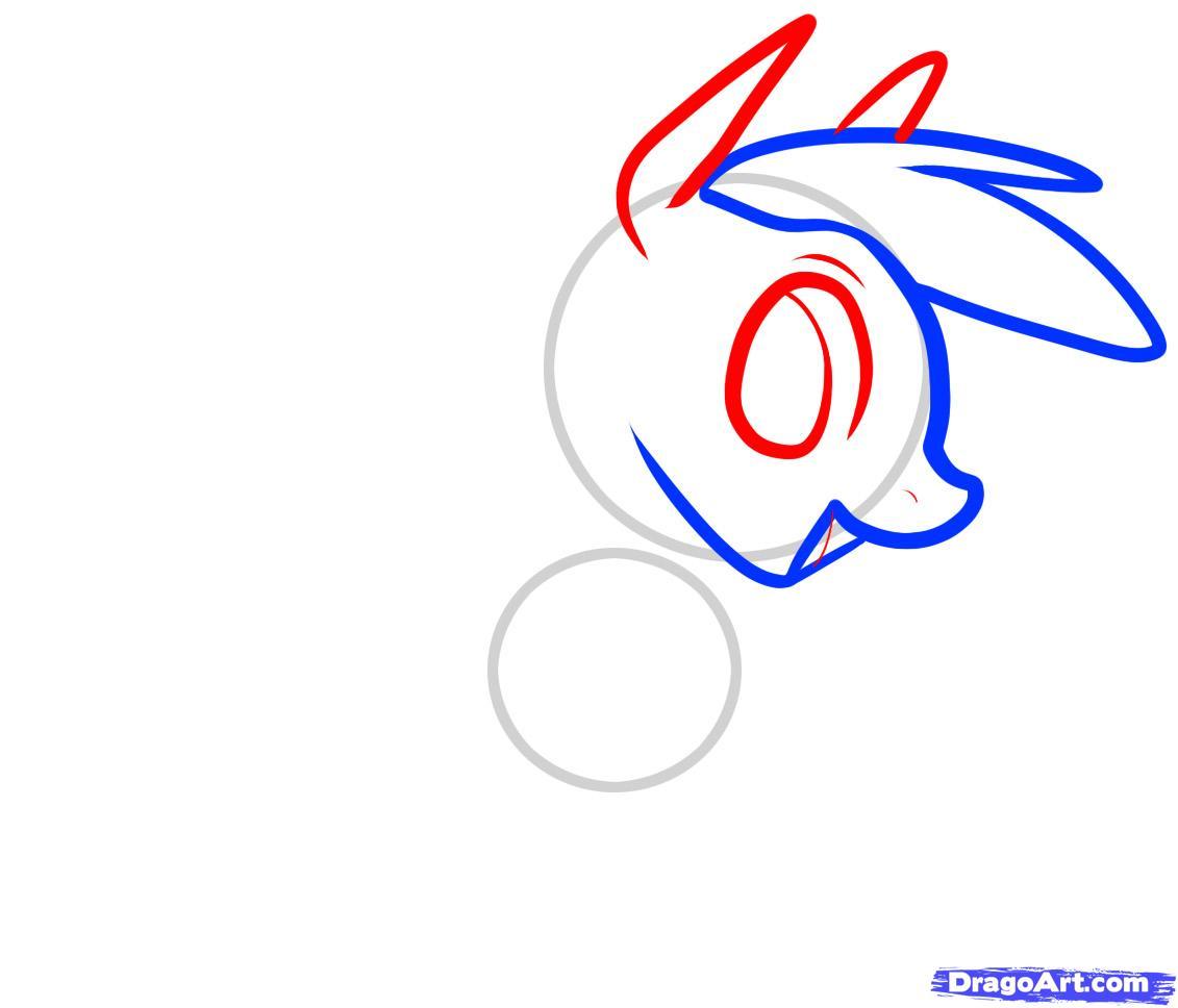 Как нарисовать Ослика ребенку карандашом поэтапно