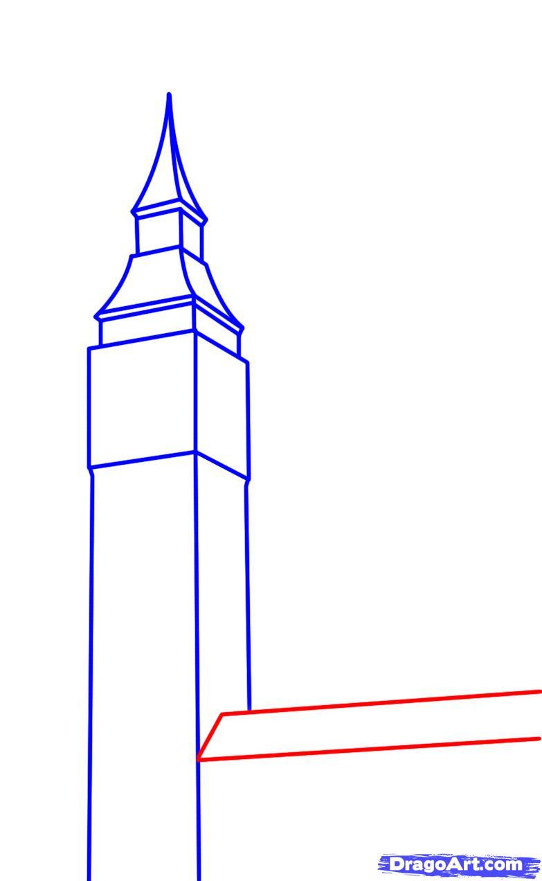 как рисовать бен 10 карандашом: