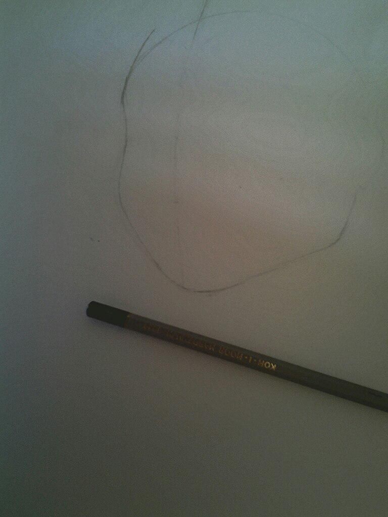 Рисуем Эльзу цветными карандашами - фото 1
