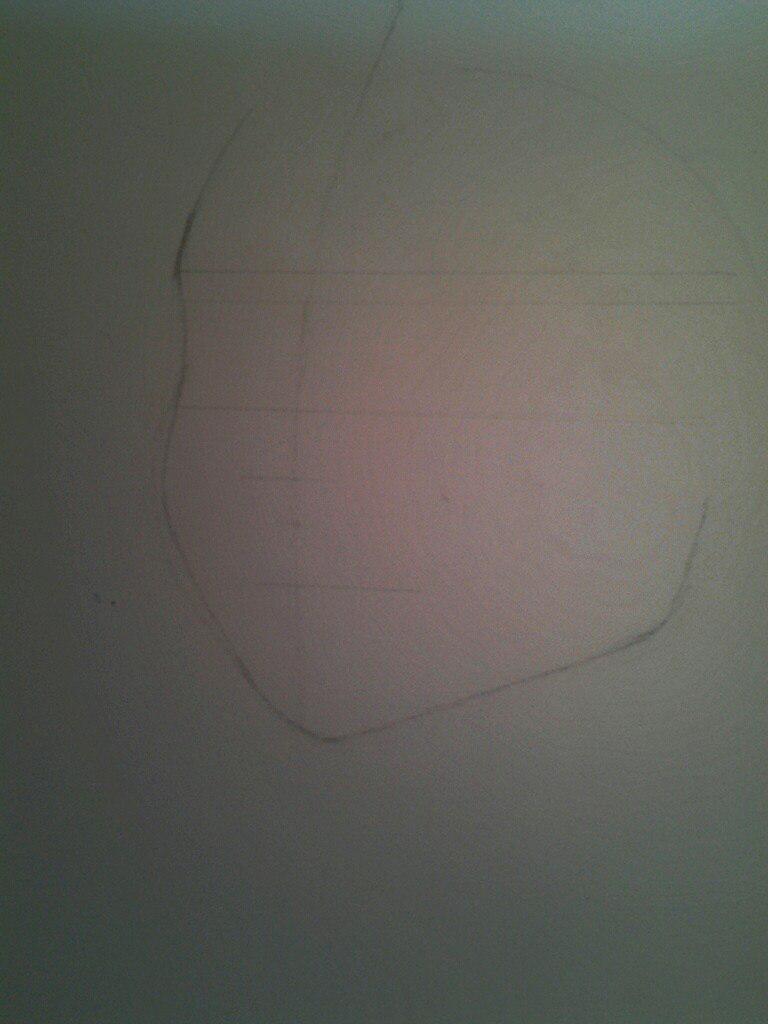 Рисуем Эльзу цветными карандашами - фото 2