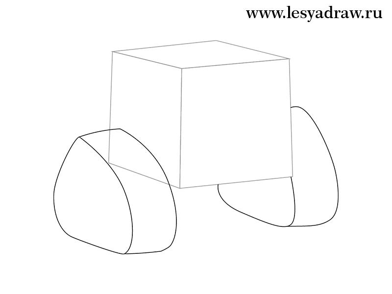 Рисуем ВАЛЛ-И