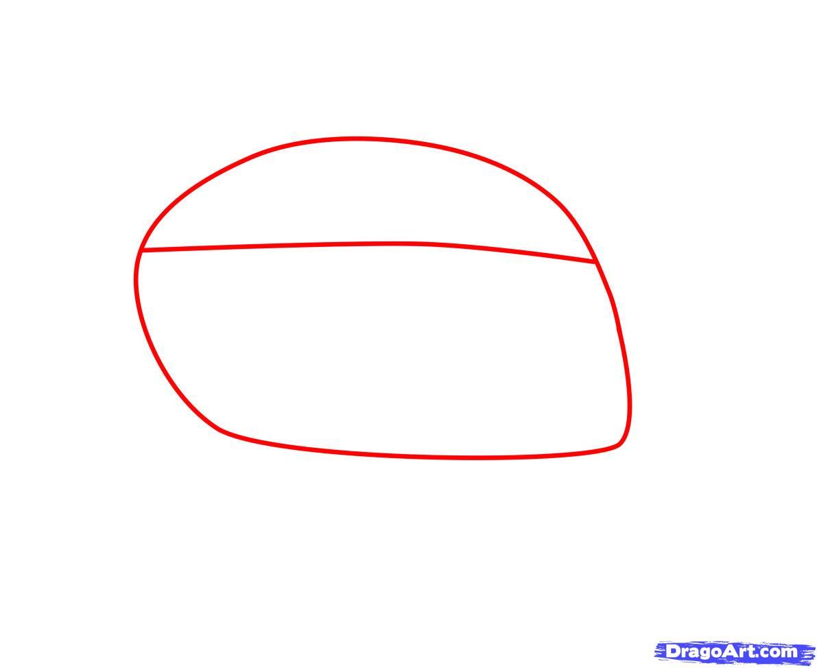 Как нарисовать бена и холли