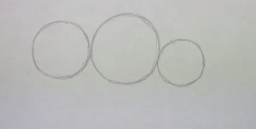 Как легко нарисовать кабана - фото 1