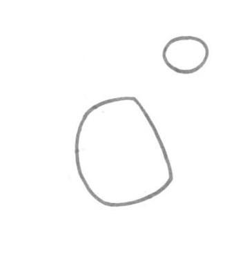 Поэтапно рисуем питбуль карандашом 46