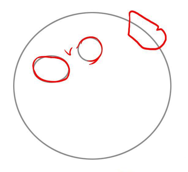 Как нарисовать рыбу ежа на бумаге карандашом поэтапно
