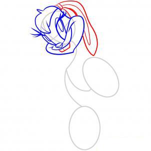 Как на рисовать лола