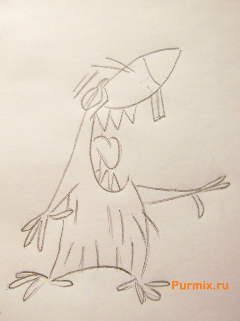 Нарисовать бобров