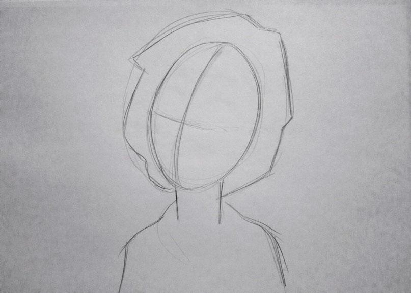 Как нарисовать Дим Димыча из Фиксиков карандашом поэтапно