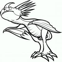 Фото Громгильда из мультфильма Как приручить дракона