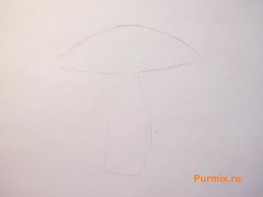 Как легко нарисовать Арнольда - шаг 1