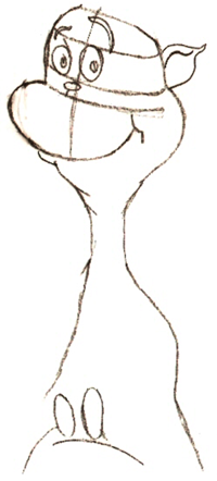 Рисуем Кота в шляпе