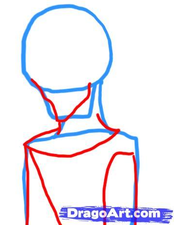 Как рисовать мегамозга