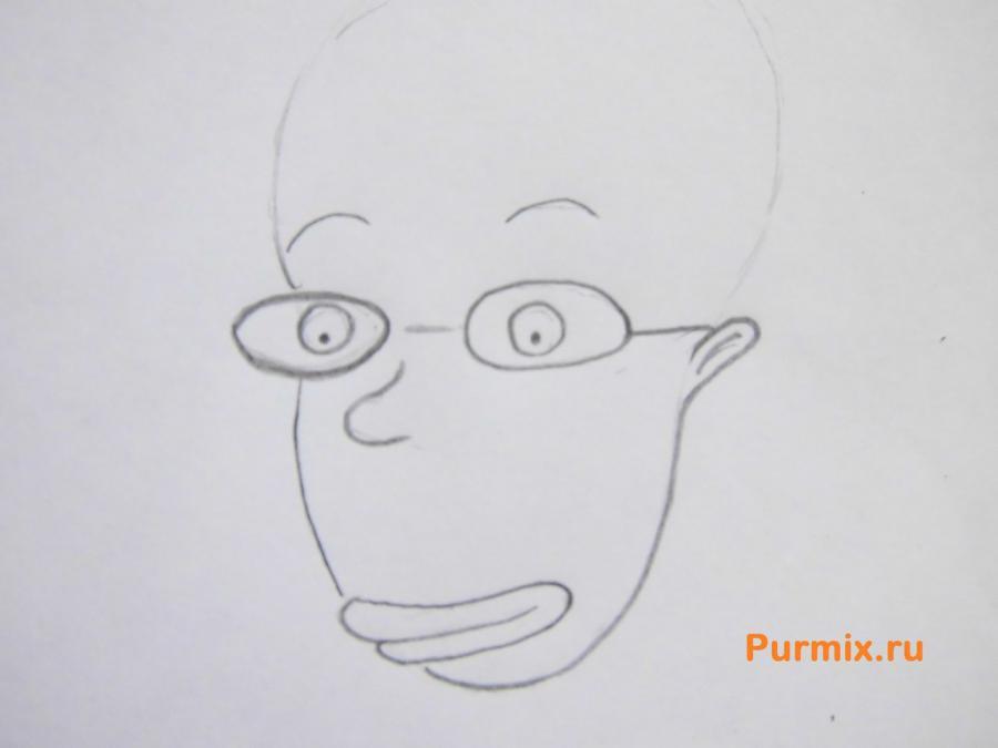 Как нарисоват Мэриан Торнберри из дикой семейки Торнберри