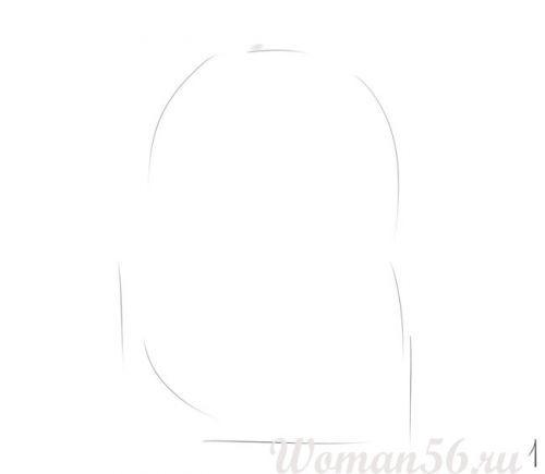 Как нарисовать одноглазого миньона карандашом поэтапно