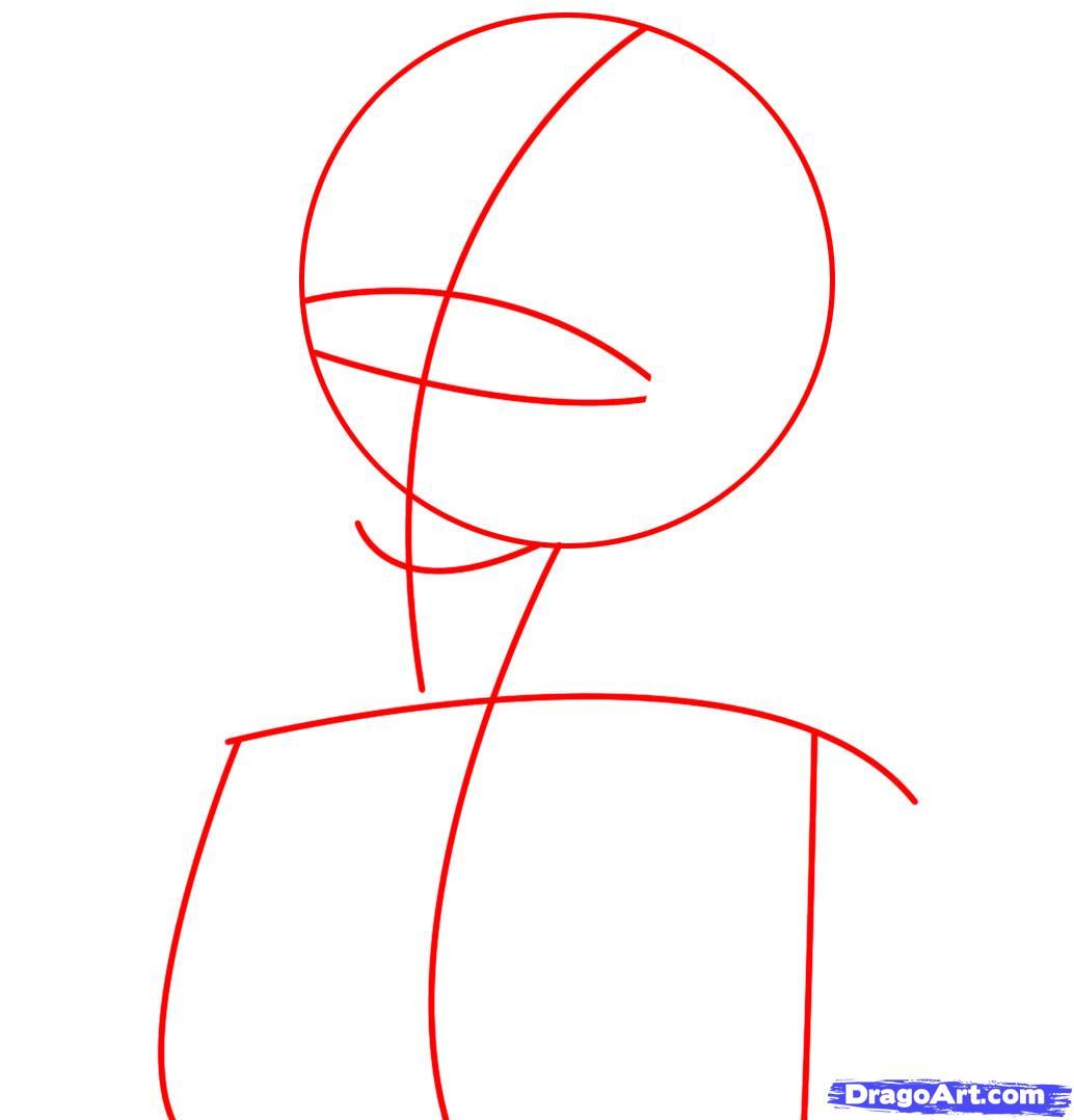 Как нарисовать Рапунцель карандашом поэтапно