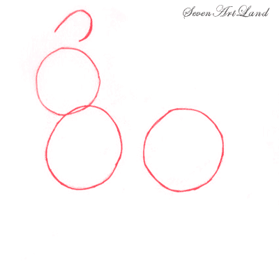 Рисуем Кентавра - шаг 1